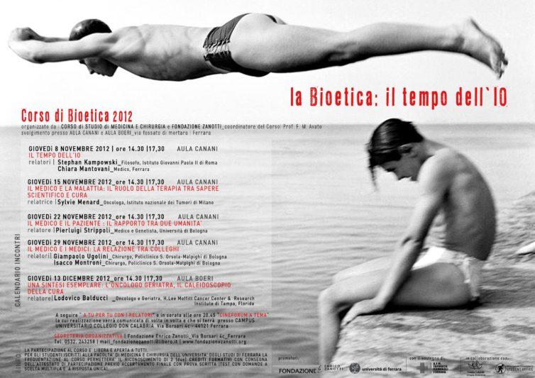 Corso di Bioetica 2012/2013