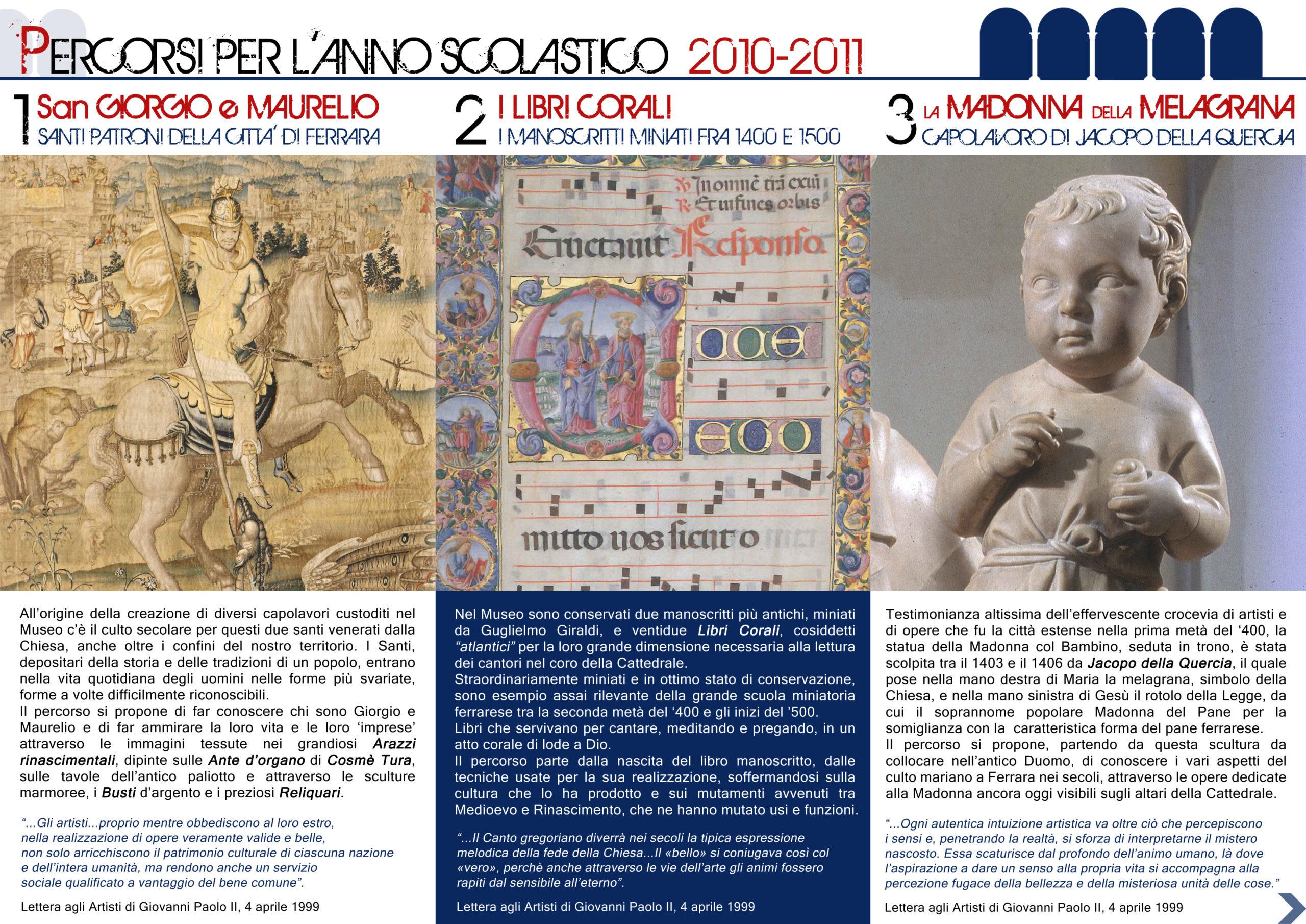 Pieghevole MUSEO 2010-2011 Interno 2