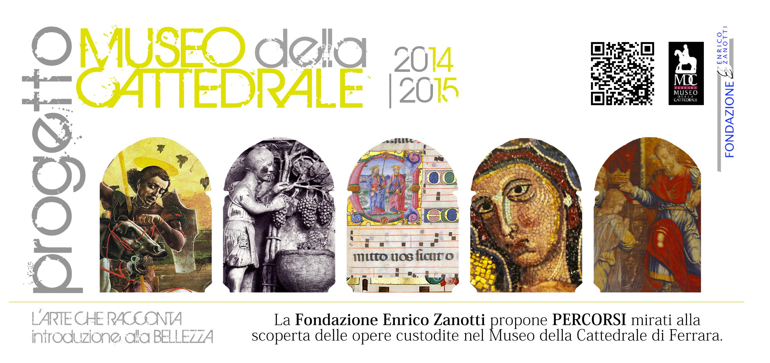Museo Cattedrale 2014 - 2015 fronte