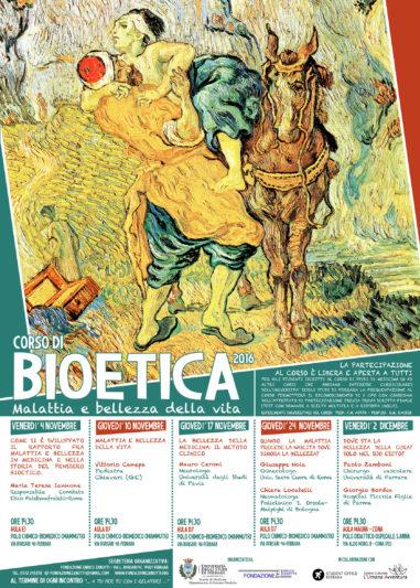 Corso di Bioetica 2016 – IV incontro