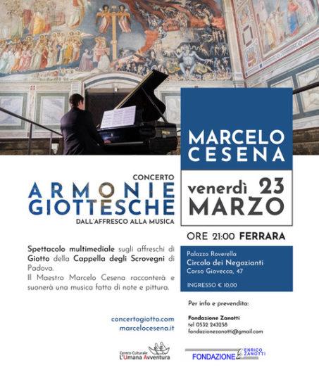 """Concerto """"Armonie Giottesche"""""""