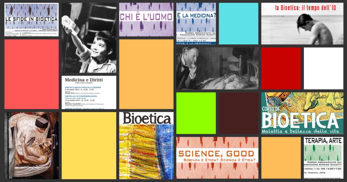 12 anni di Bioetica Mondrian