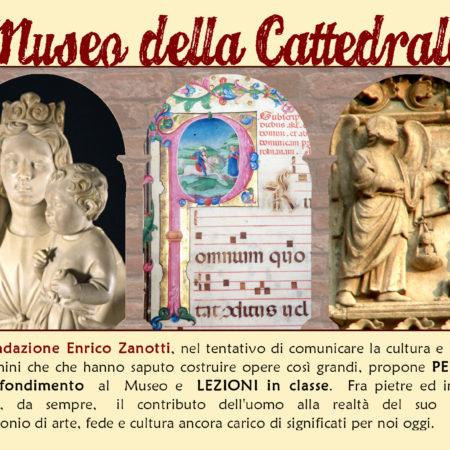 Edizione 2019-2020 Progetto Museo della Cattedrale
