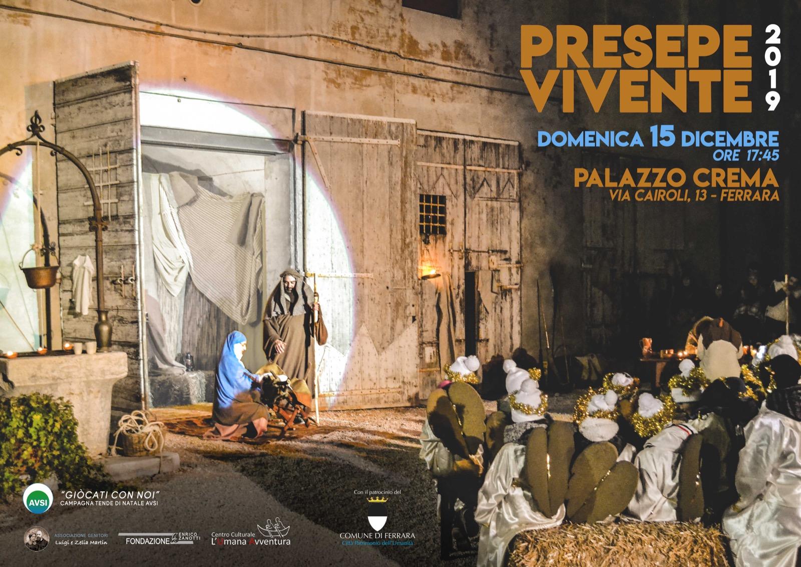 Presepe Vivente 2019 Locandina
