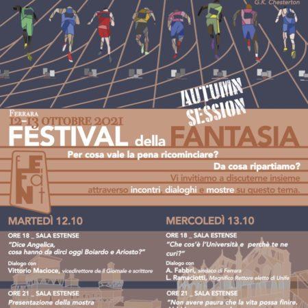 FE.FANT – Festival della Fantasia – Autumn Session – 12-13 Ottobre 2021