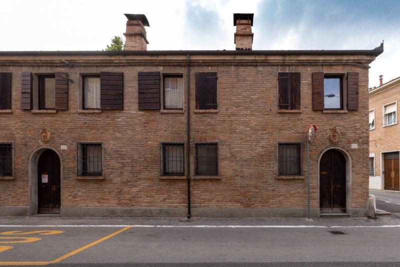 Residenza Enrico Zanotti
